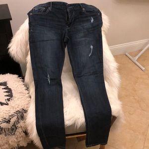 Express skinny jeans, size 10, Stella low rise